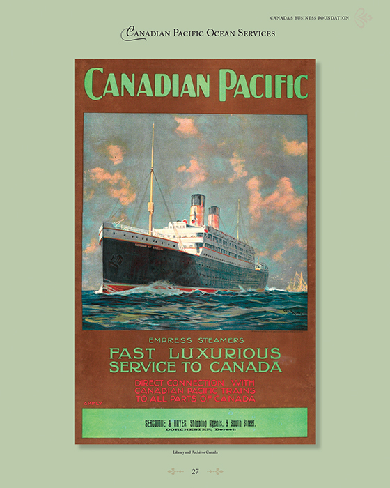 Canadian Pacific Ocean Services