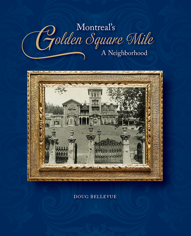 Montreal's Golden Square Mile Cover